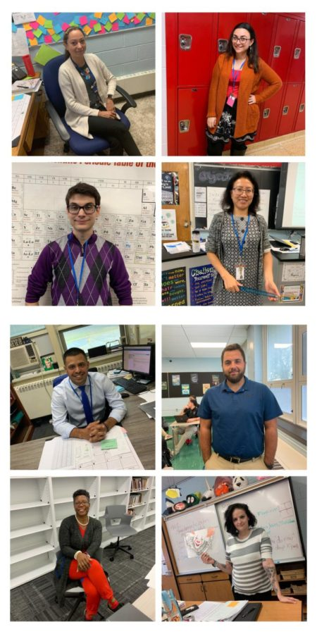 """Say, """"Hello!"""" To Some New MRHS Faculty!"""