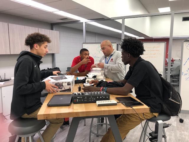 Tech classes are soaring to new heights at MRHS