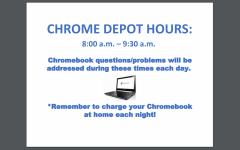 New Chrome Depot Hours