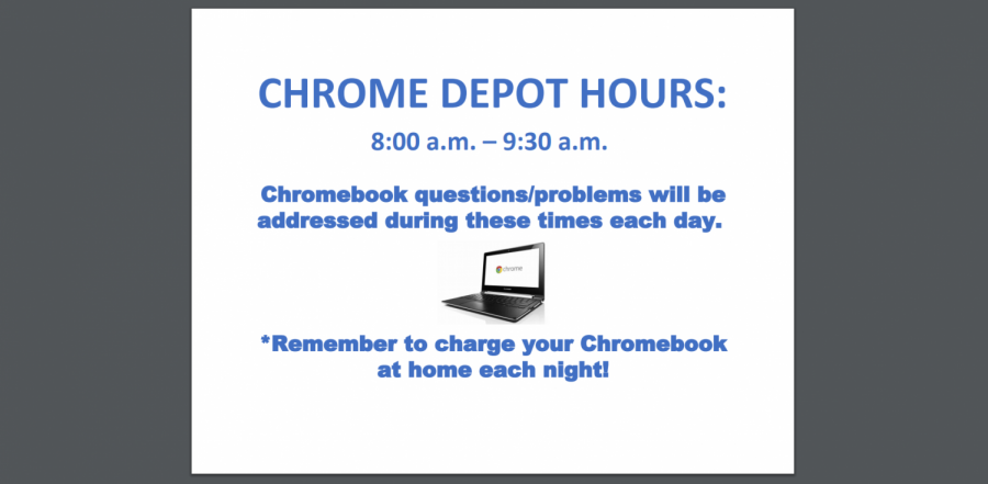 New Chrome Depot Hours