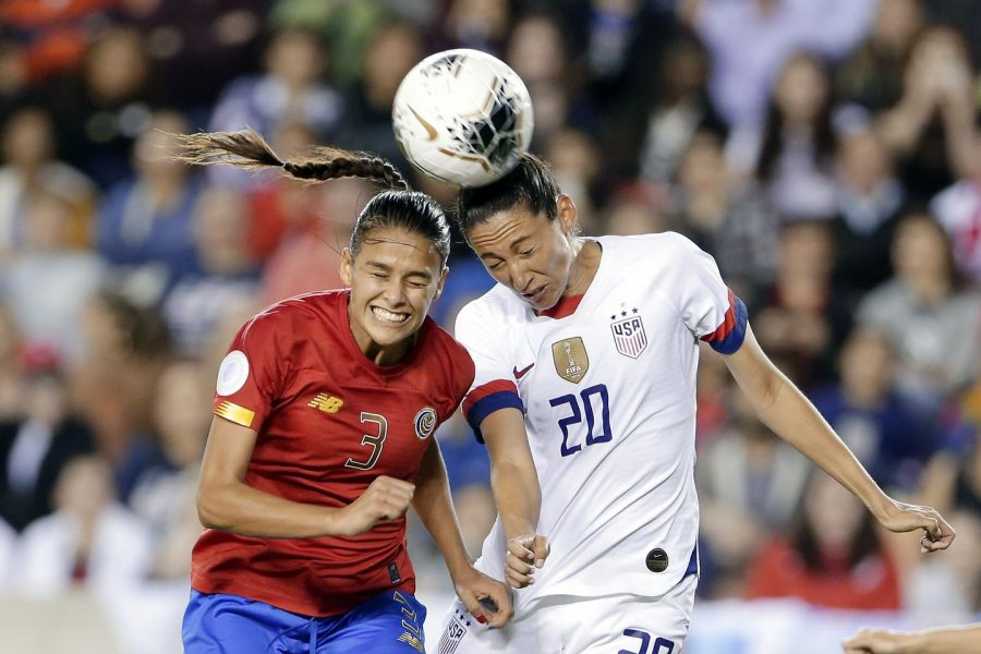 Women's Soccer Olympic Qualifying