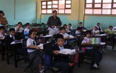 GERENTE DE EDUCACION INSPECCIONO INSTITUCIONES EDUCATIVAS EN CHICLAYO PARA COMPROBAR RECUPERACION DE CLASES