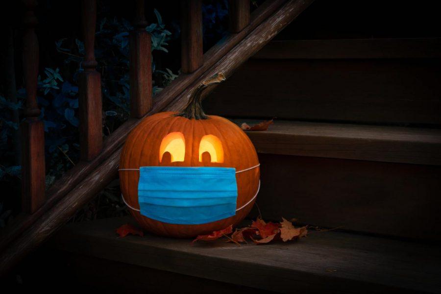 Covid Halloween Fun!