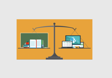 The Pros and Cons of Online School