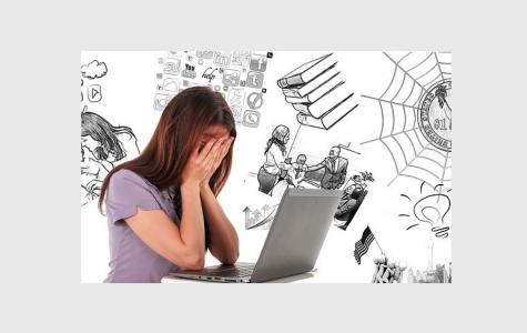 Online School Stress