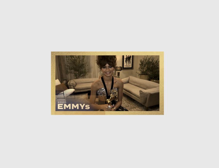 2020 Emmy Winner: Zendaya
