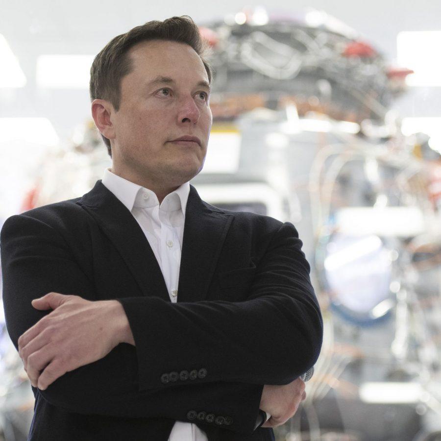 My Role Model: Elon Musk