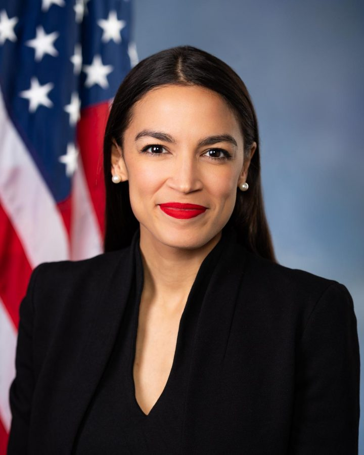 My Role Model: Alexandria Ocasio-Cortez