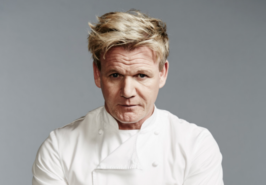 My Role Model: Gordon Ramsay