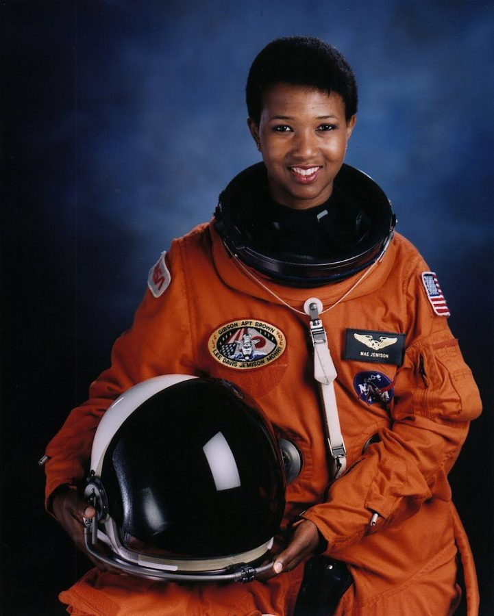 My Role Model: Dr. Mae Jemison