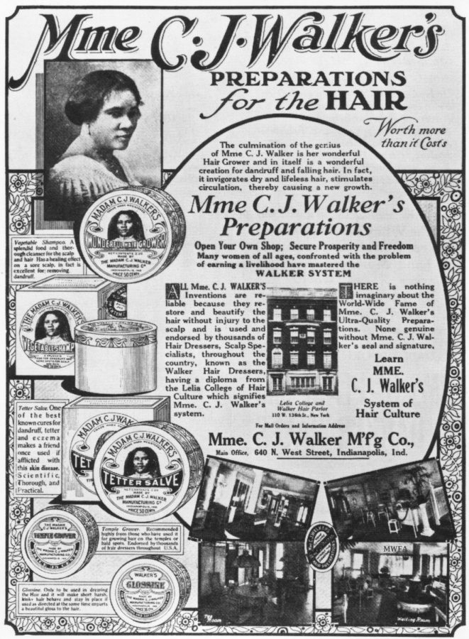 My Role Model: The Madame C J Walker