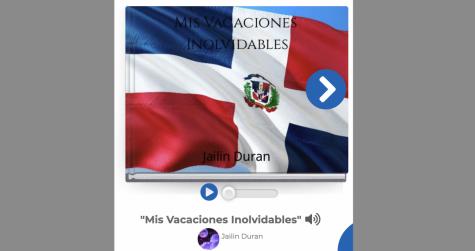 Audio Book: Mis Vacaciones Inolvidables