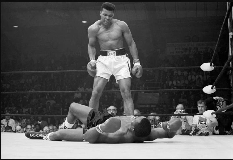 My Role Model: Muhammad Ali