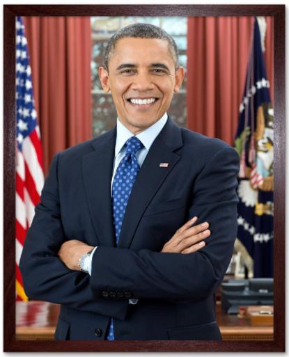 My Role Model: Barack Obama