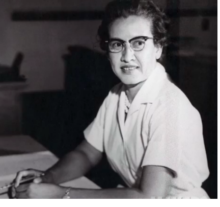 My Role Model: Katherine Johnson