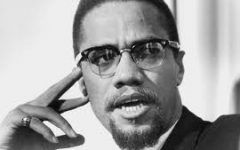 My Role Model: Malcolm X