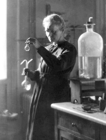 My Interview with Marie Curie