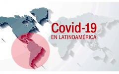 Latinoamérica, el nuevo epicentro del covid-19