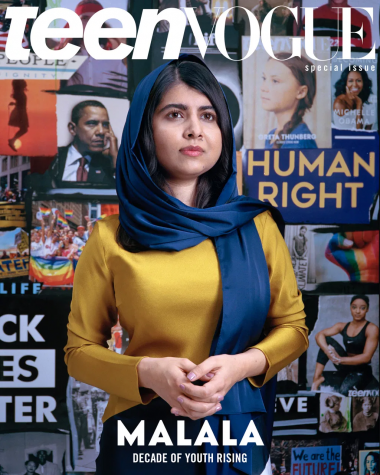 An Interview with Malala Yousajzai