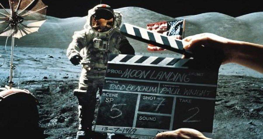 Conspiracy Theory: Lunar Landing