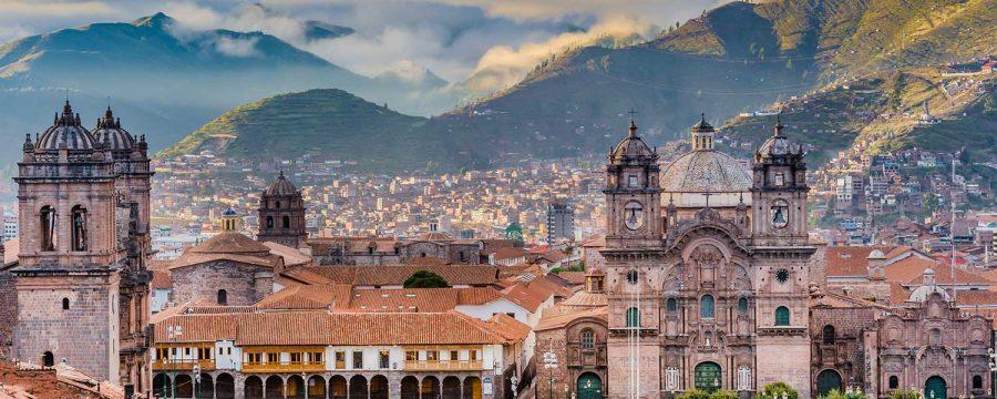 Meet the beautiful city of Cusco